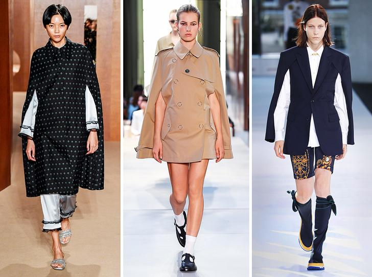 Фото №5 - 10 трендов весны и лета 2019 с Недели моды в Лондоне