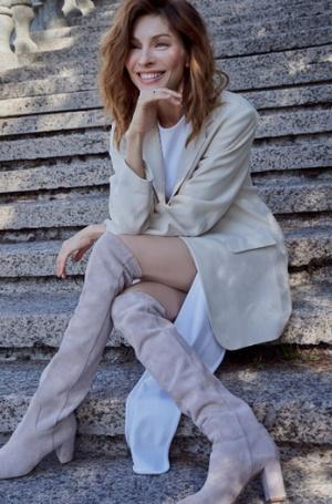 Фото №3 - Елена Подкаминская: о любимой укладке и уходе за волосами