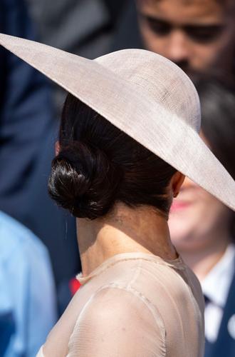 Фото №4 - Теперь я – герцогиня: новый стиль Меган Маркл