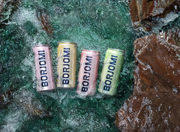 Фото №1 - Дикая природа в упаковке: Borjomi выпустил новинку с ароматами ягод, трав и фруктов