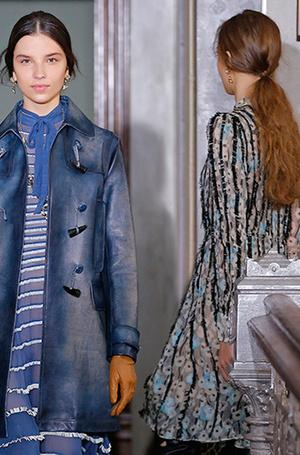 Фото №5 - Как повторить нежные прически с показа Valentino Fall 2017