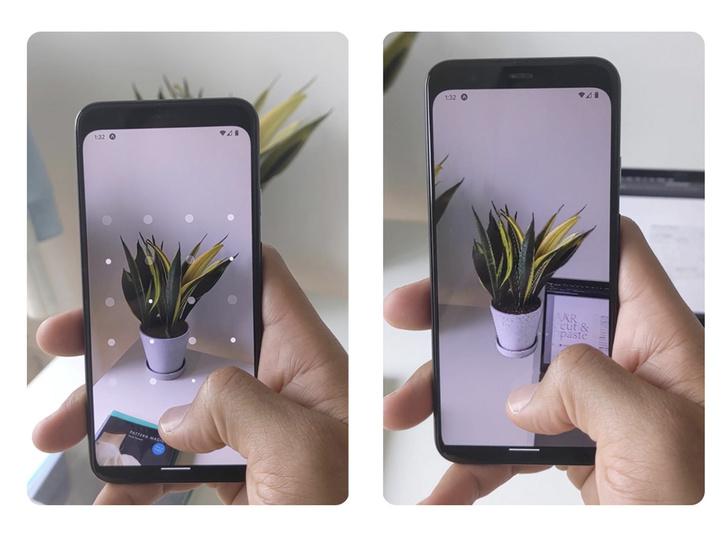 Фото №1 - Приложение для Android позволит переносить реальные объекты в виртуальныую реальность