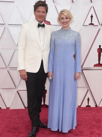 Фото №11 - «Оскар-2021»: самые красивые звездные пары церемонии