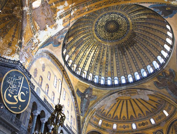 Фото №13 - 10 фактов о соборе Святой Софии