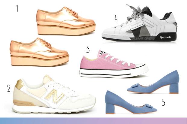 Фото №2 - Топ-10: Обувь на экзамен