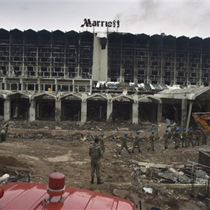 Фото №1 - Взрыв в отеле