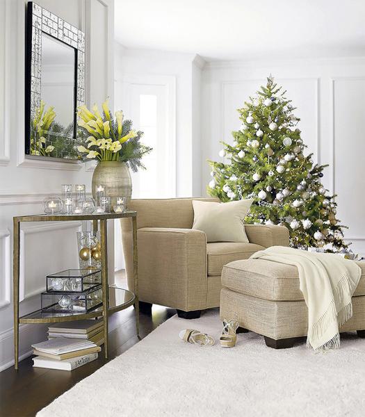 Фото №4 - Праздник к нам приходит: 6 рождественских коллекций декора