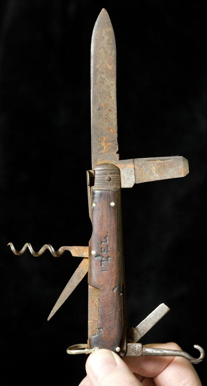 Фото №3 - Как выглядел непростой нож Лоуренса Аравийского