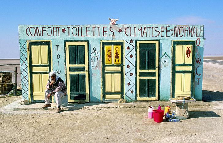 Фото №9 - 10уникальных общественных туалетов