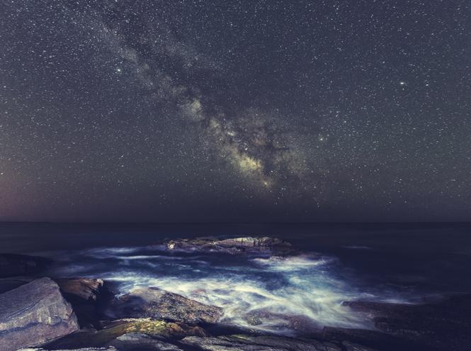 Фото №2 - Звездная карта: самые красивые фото ночного неба