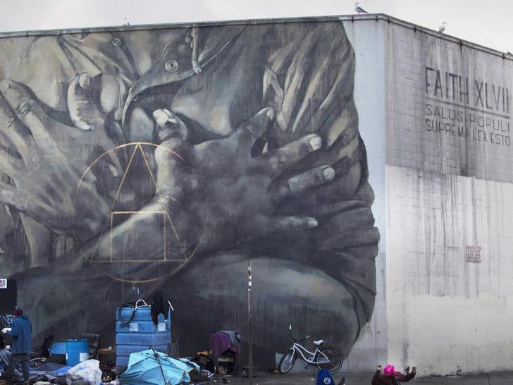 Фото №2 - Faith XLVII: «Искусство— ключ к пониманию того, что происходит с обществом»