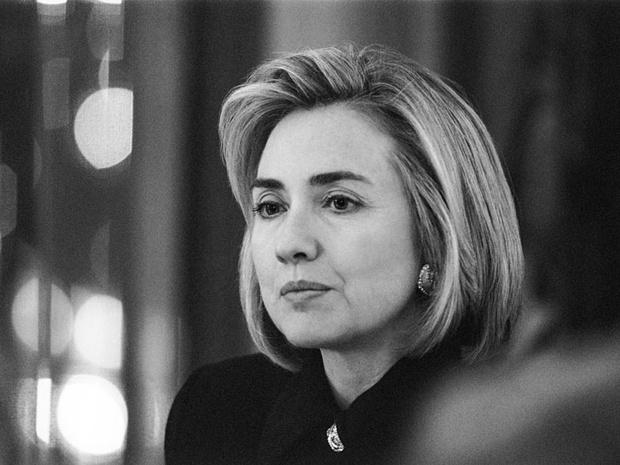 Фото №9 - Внутри скандала с Моникой Левински: что происходило в Белом доме накануне импичмента Билла Клинтона
