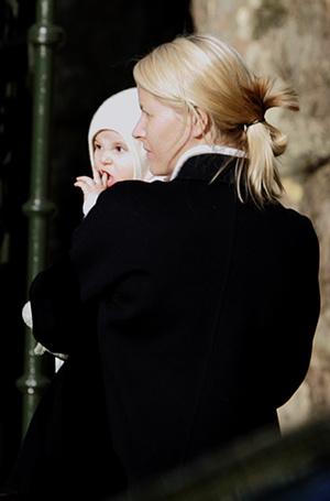 Фото №15 - Принцесса Ингрид Александра, наследница трона Норвегии: история в фотографиях