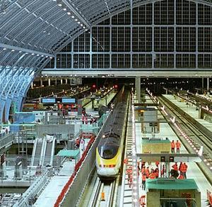 Фото №1 - Поезда Eurostar стали ходить еще быстрее