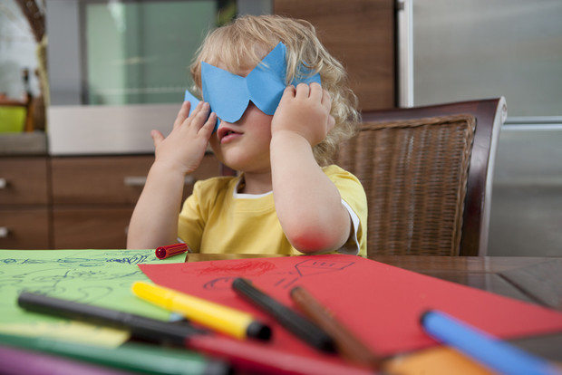 Фото №2 - Больше, чем забава: зачем играть с ребенком в «Ку-ку»