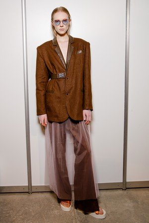 Фото №9 - Модный апсайклинг: молодые дизайнеры и бренд «Ласка» представили необычную коллекцию