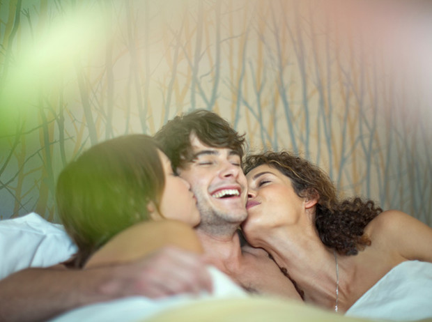 Фото №1 - Памела Друкерман: «Я подарила мужу женщину для секса втроем»
