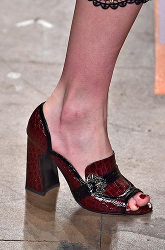 Фото №13 - Самая модная обувь сезона осень-зима 16/17, часть 1