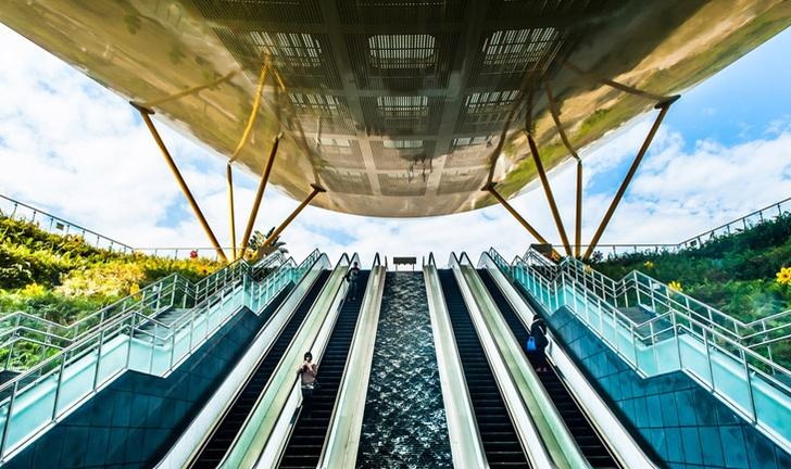 Фото №8 - Подземные дворцы и не только: самые красивые в мире станции метро