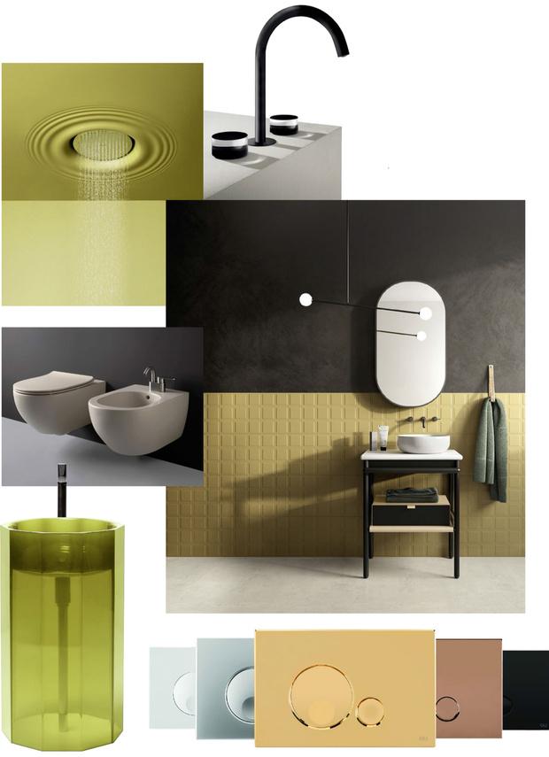 Фото №8 - Лучшие покупки для кухни и ванной комнаты