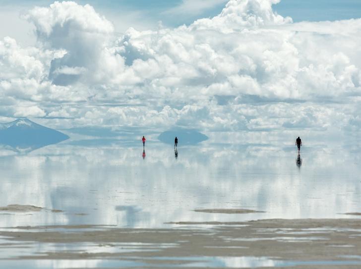 Фото №1 - Между небом и землей