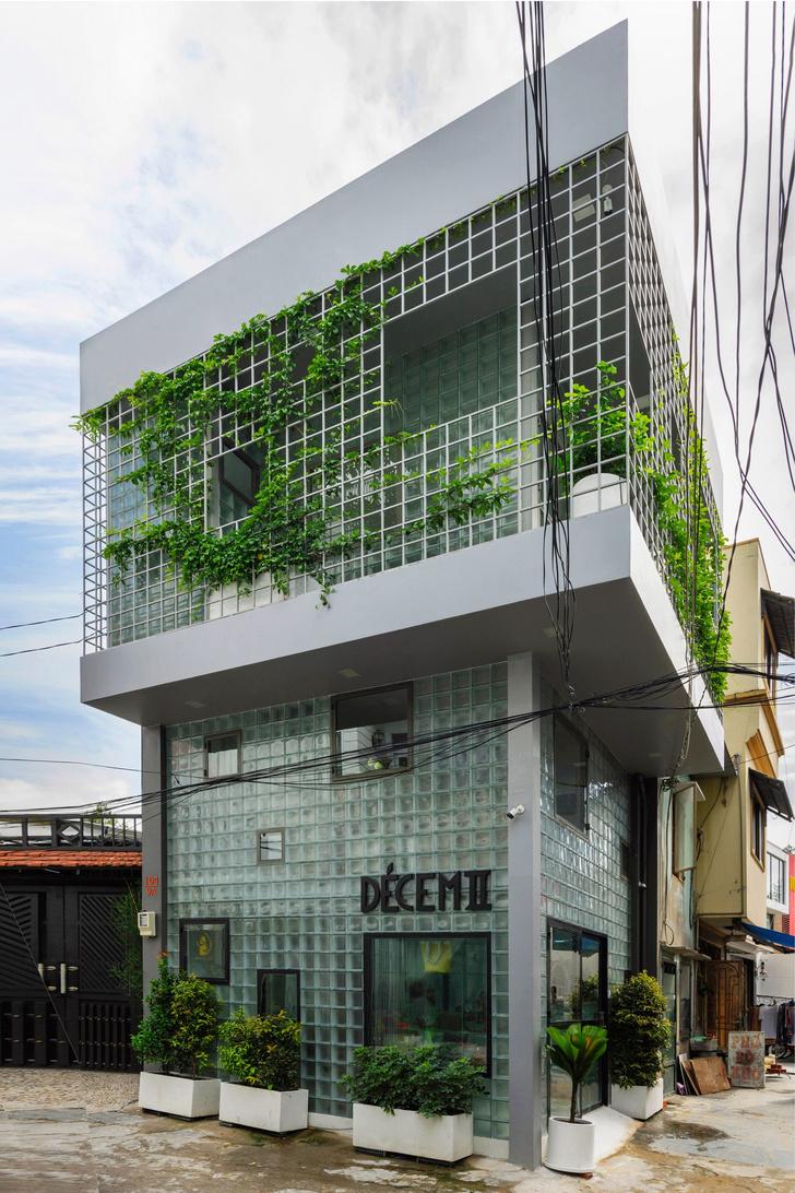 Фото №2 - Дом из стеклоблоков во Вьетнаме