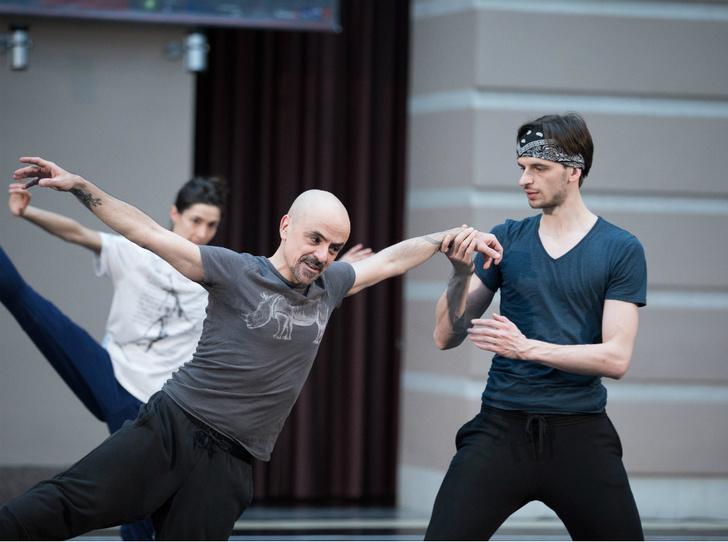Фото №3 - 5 причин пойти на премьеру балета Гойо Монтеро «AUREA»