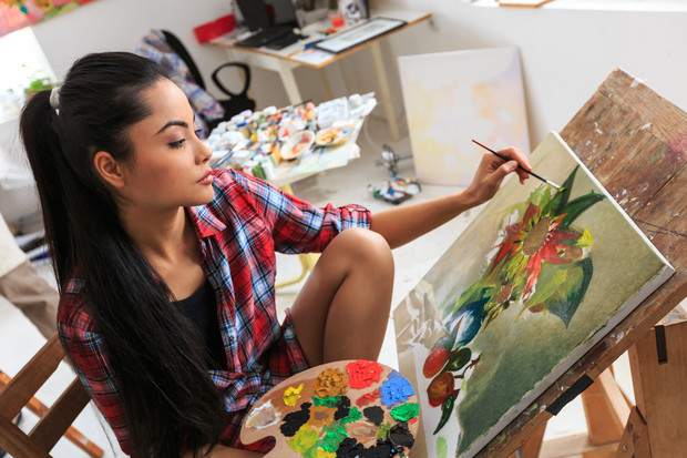 Как рисование воздействует на мозг