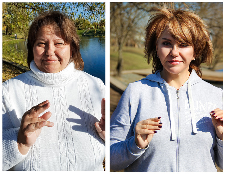реальные история похудения преображения, фото до и после похудения