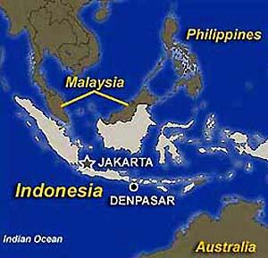 Фото №1 - В Индонезии произошла серия землетрясений