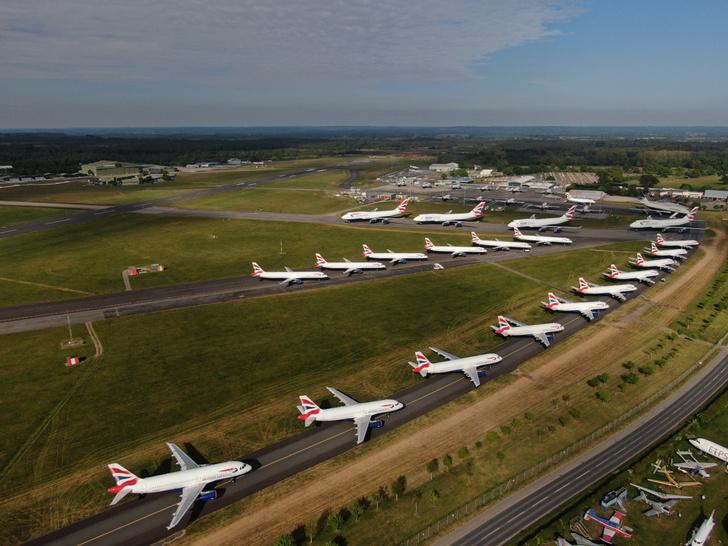 Фото №1 - Подсчитан вклад авиации в изменение климата