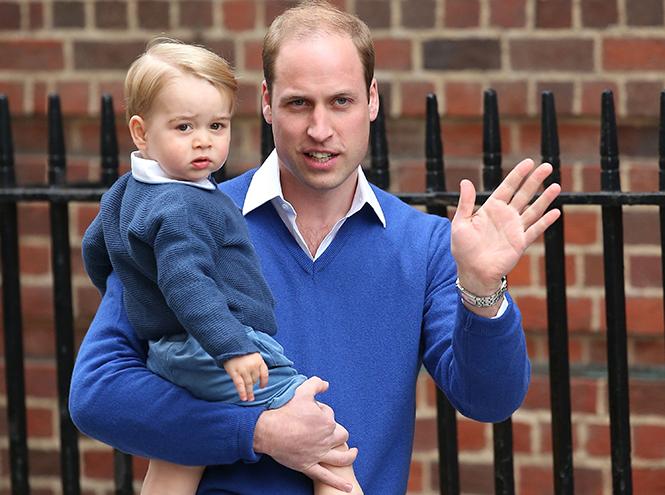 Фото №28 - Принц Джордж Кембриджский: три года в фотографиях