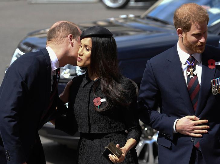 Фото №1 - Почему принц Уильям может пропустить рождение первенца Сассекских