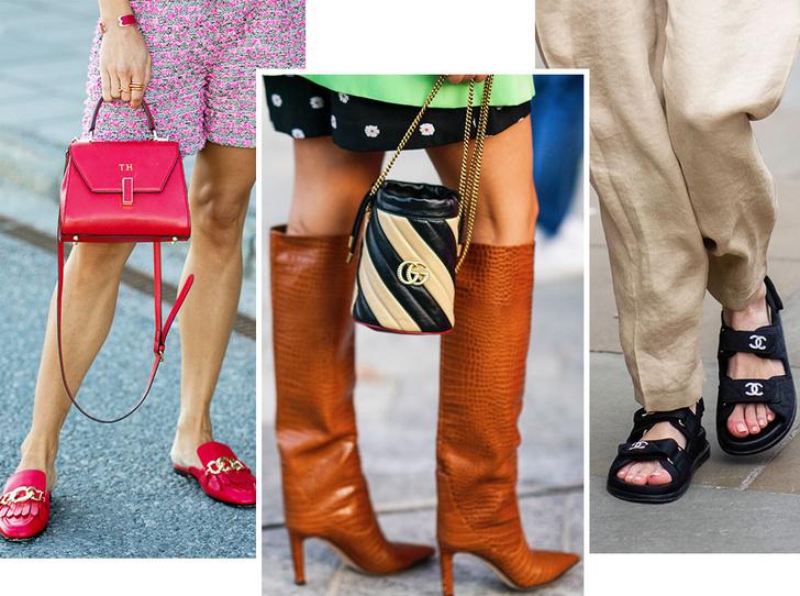 Фото №1 - 8 пар обуви, которые выбирают женщины с хорошим вкусом