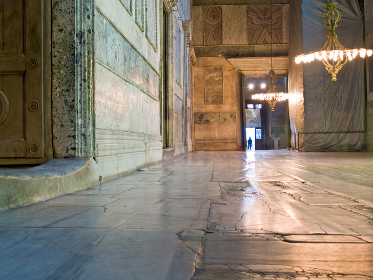 Фото №12 - 10 фактов о соборе Святой Софии