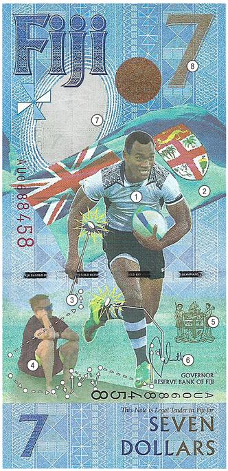 Фото №1 - Круговой обзор: Счастливая семерка, Фиджи