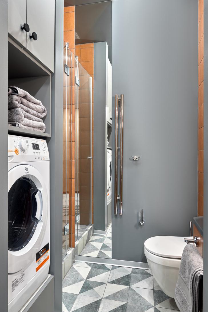 Фото №11 - Стильные апартаменты 31 м² для сдачи в аренду в Москве