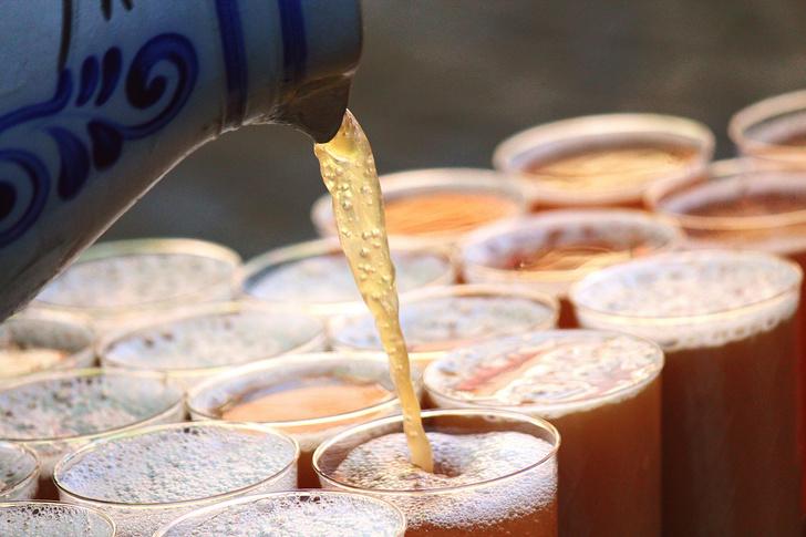 Фото №1 - Сидр ведрами! Как самому приготовить этотвкуснейший напиток