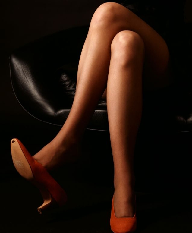 Фото №3 - Язык женских ног: определи характер девушки по тому, как она сидит