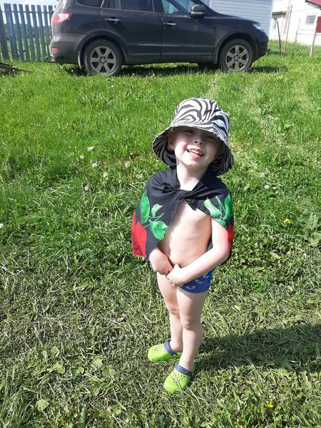 Фото №5 - Малыш, весна пришла! Голосуем за самое радостное детское фото