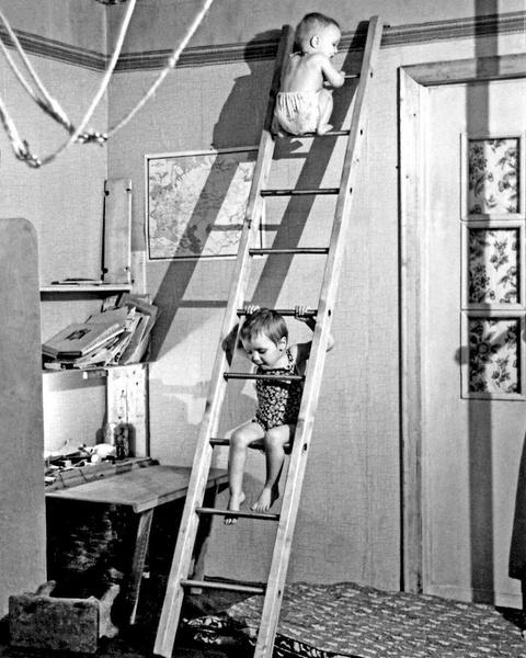 Фото №8 - Тепляковы по-советски: как эксперимент семьи Никитиных, воспитывавших людей будущего, не сделал из детей гениев