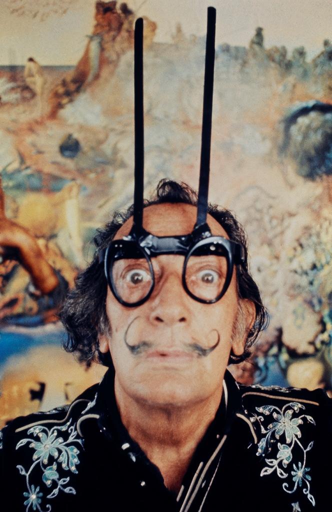 Фото №3 - Проведите 14 февраля на выставке «Сальвадор Дали. Магическое искусство» в ЦВЗ «Манеж»