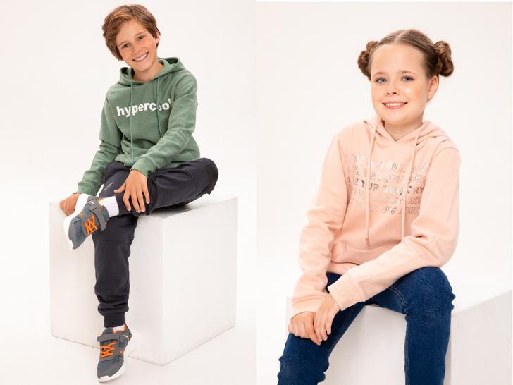 Фото №1 - Хочу, как мама! 7 взрослых трендов в детской моде
