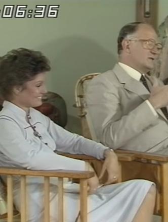 Фото №2 - Не в своей тарелке: о чем говорил язык тела Дианы на первом совместном интервью с Чарльзом