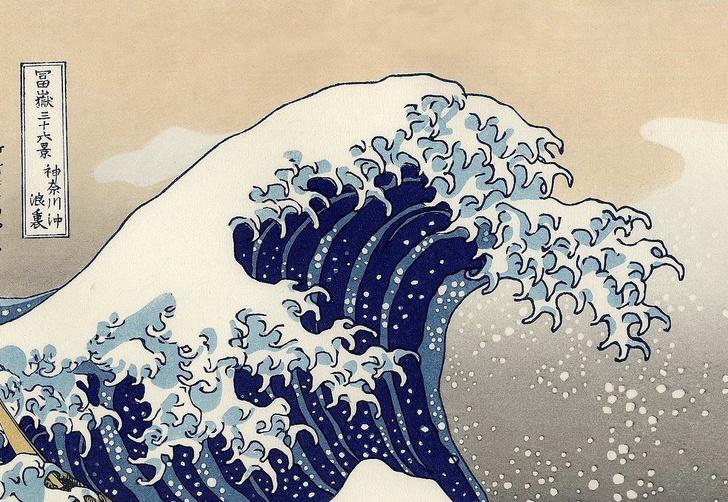 Фото №4 - Культурный код: 7 загадок самой известной волны в японском искусстве