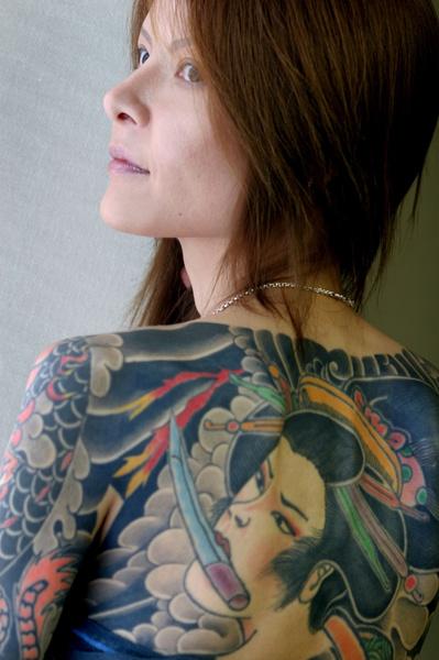 Фото №1 - Дочь мафии: печальная история Сёко Тендо, которая родилась в клане якудза
