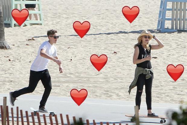 Фото №2 - 10 причин, почему Хлоя и Бруклин идеальная пара