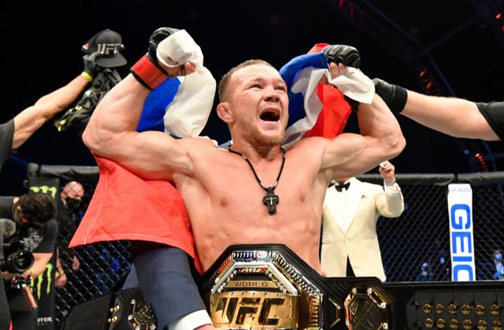 Фото №1 - 12 фактов о Петре Яне— новом чемпионе UFC из России