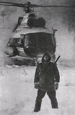 Фото №2 - Белый вертолет