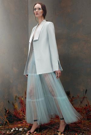 Фото №19 - Плиссе и круазе: как одежда балерин вновь вернулась в моду
